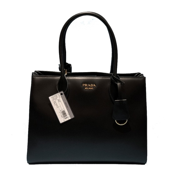 Prada Bags   New Bibliotheque Large Top Handle Tote   Poshmark 34f3bc6a75